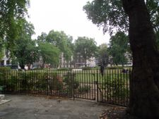 Bloomsbury Square today