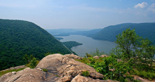 Bald on Breakneck Mountain