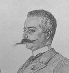 Baron Walter von Saint Paul-Illaire